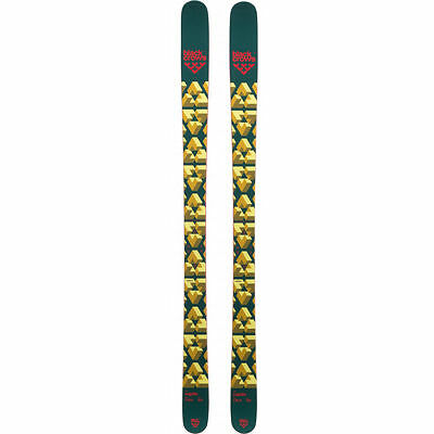 Black Crows Captis Skis Mens Unisex All Mountain Freestyle Freeride New