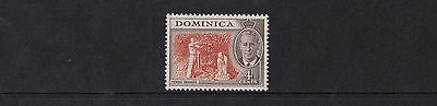Dominica - 1951 4c Picking Oranges - Mtd Mint - SEE NOTES