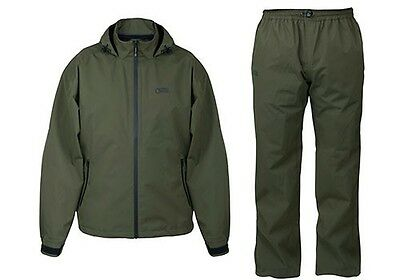 Fox NEW Carp Fishing Chunk Aquos Waterproof Dura Lite Rainsuit *All Sizes*