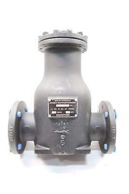 Clark-reliance 81F Anderson 3in Flanged Gas Liquid Separator/drainer
