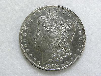 1903-S Morgan Dollar - XF - #12037