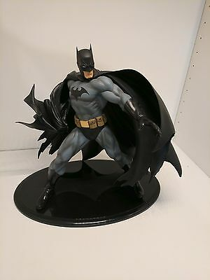 Kotobukiya Batman Black Costume Version ARTFX Statue DC Comics 1/6 Scale Figure