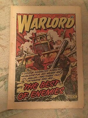 Warlord 287 - 22 March 1980