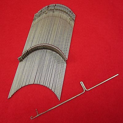 NEW 50 Needles for Knitting Machine Empisal 100 and 250 Knitting Machine Needles