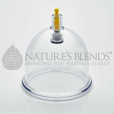New CUPPING /HIJAMA B1 X 100 CUPS DISPOSABLE NATURE'S BLENDS