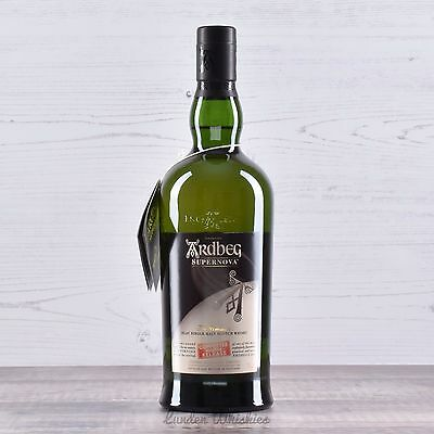 Ardbeg Supernova Committee Release 2014 Cask Strength Scotch Whisky Ltd Edition
