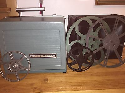 Bell & Howell 16mm Specialist Movie Filmosound Projector 540.