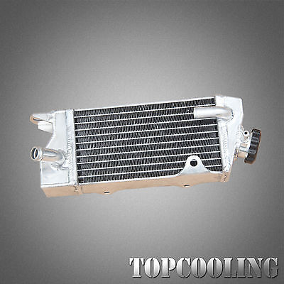 2 Row All Aluminum Radiator Fit Kawasaki KX80 KX85 KX100 01-09