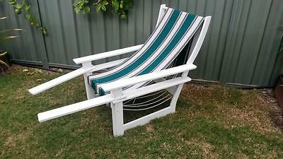Vintage Squatters Chair