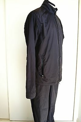 greg norman 'epic' by nextec lightweight weatherproof jacket/pants…small…vgc...
