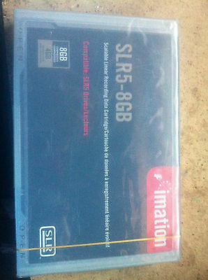 SLR 8Gb scalable linear recording data cartridge