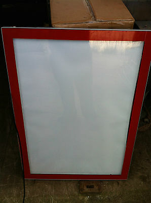 commercial menu boards LED