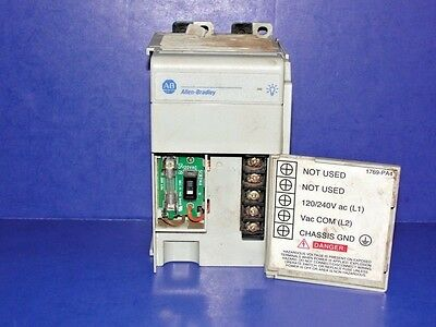 Allen Bradley 1769-PA4 /A CompactLogix AC Power Supply  # 2  ***READ***