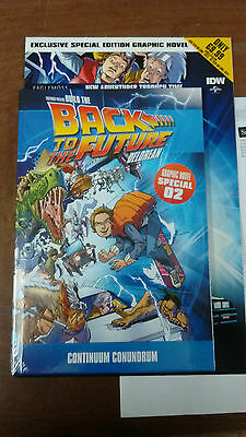 Back To The Future Graphic Novel No 2 Continuum Conumdrum