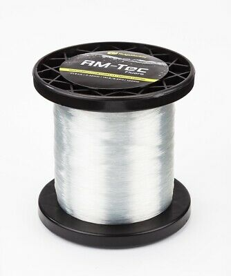 Ridgemonkey NEW RM-Tec Fluorocarbon Line Fishing Ridge Monkey Mainline 1000m