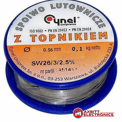 1.50mm 60sn 40pb Flux Tin Lead Rosin Core Solder Soldering Wire Reel 100g