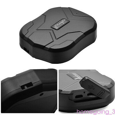 TK-STAR TK STAR Real-Time USB GPS Tracker Locator Magnetic IP66 GSM GPRS 5000mah