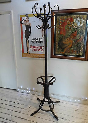 Antique Bentwood Coat & Hat Stand