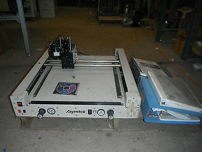 Asymtek Automove 403 Dispensing Robot w Fluidmove Software (4592)