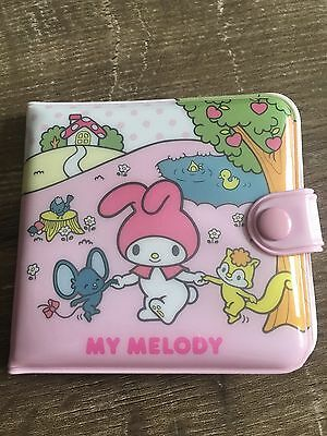 NEW My Melody Cute Girl Wallet Strawberry Pink ❤ Sanrio Japan. Ready Stock