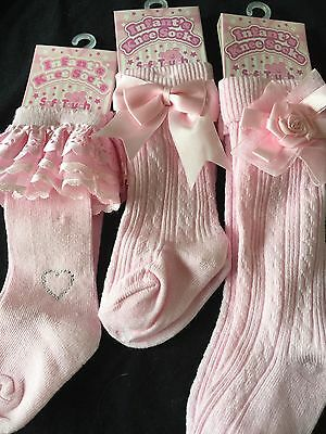 BABY/Girl Spanish  Romany  socks pick any 3  Pair  €10 or 3.99 pair Freepost🇮🇪