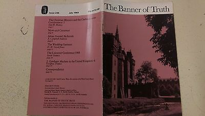 The Banner of Truth magazine, Issue 238 July 1983