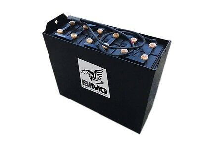 Forklift Battery 24-Volt 12-125-15 H7699-7700 Prime Mover Crown Hyster Nissan