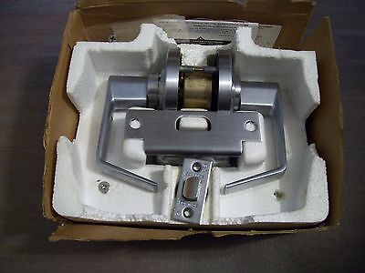 Schlage Commercial D10S 612 Door Passage Latch Knob Handle Stainless