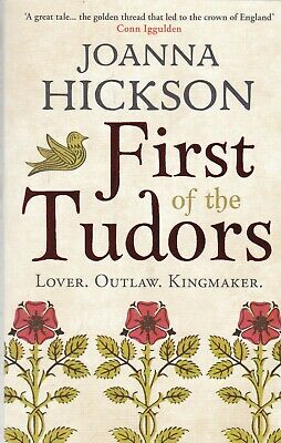 First of the Tudors by Joanna Hickson, Book, New (Paperback)
