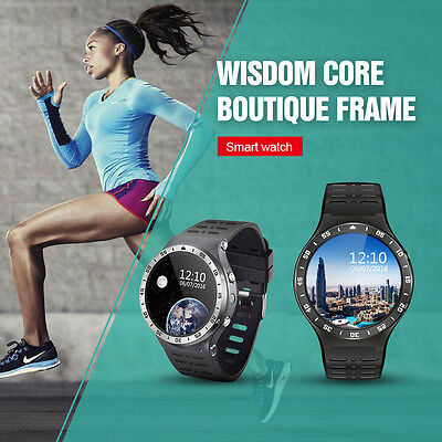 S99A Bluetooth Smart Watch Message SNS App Sync Call Remind For Samsung Android