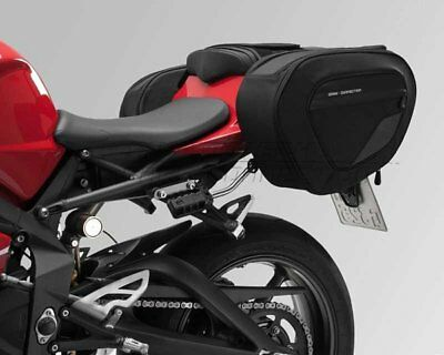 Saddlebag Set H Blaze 1680 Ballistic Nylon. Triumph Daytona 675 (06-11)