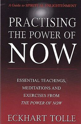 Practising The Power Of Now, Eckhart Tolle. Book, New Paperback