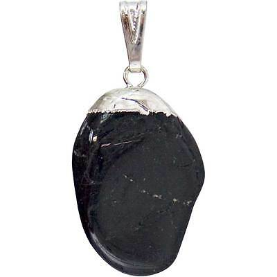 Small Black Tourmaline Pendant!