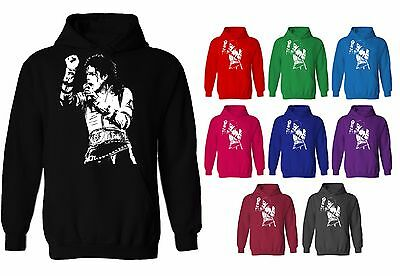 Michael Jackson King Of Pop Iconic Unisex Pullover Hoodie