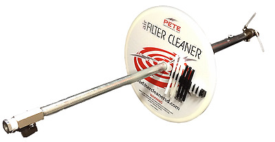 AIR FILTER CLEANER tool kit - Clean dirty air filters AGRICULTURE LARGE EQUIP.