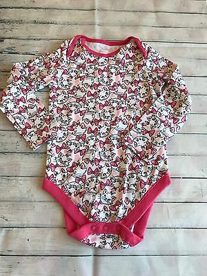 Baby Girls Clothes 12-18 Months-Cute Disney Marie Vest Top- New