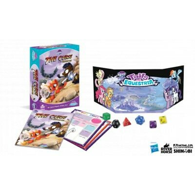 My Little Pony The Curse of the Statuettes Tails of Equestria Expansion - Bra...