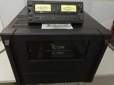 Amplifier Icom IC PW-1 Excellent condition