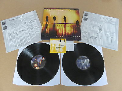 SOUNDGARDEN Down On The Upside 2 x LP RARE 1996 ORIGINAL UK 1ST PRESSING 5405261