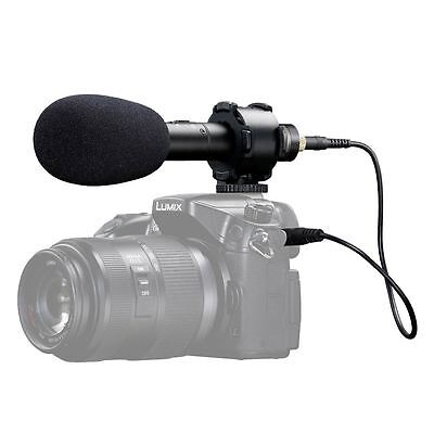 BOYA BY-PVM50 3.5mm Plug Compact Stereo X/Y Directional Condenser Microphone