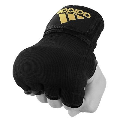 Adidas Super Inner Gloves Padded Hand Wraps Hand Pads Boxing Kickboxing