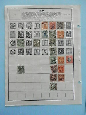 China Small Old Collection Extra Fine Dr Schultz Estate !!9034C
