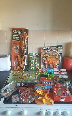 Joblot Of Boys  Toys Ideal For Resale Or Gifts...new..