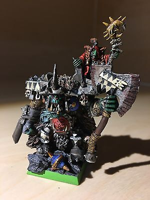 Well Painted Warhammer Fantasy Limited Edition Grumlok and Gazbag