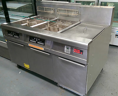 Used Frymaster Filter Magic II Deep Fryer