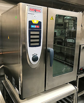 RATIONAL 10 Tray Combi Oven    MODEL : SCC101