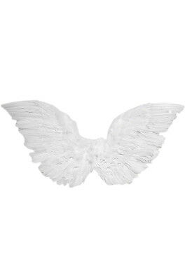 Brand New Small Angel Feather Wings Costume Accessory