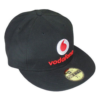 Team Vodafone 888 Adults Flat Peak Cap Flexi Fit V8Supercars Whincup Only