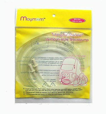 One Pack BPA Free Replacement Tubing for Medela Pump in Style and New Pump in