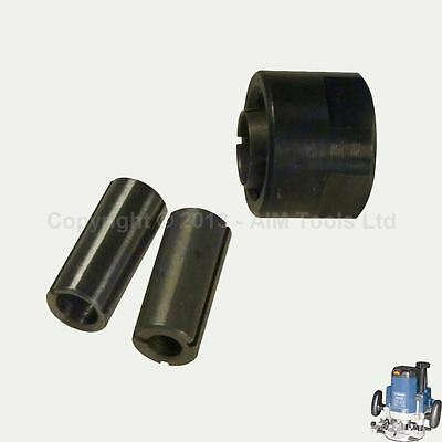 Merry Tools HK Collet Chuck Reducer 12mm To 6 & 8mm For MAKITA 3612 Router